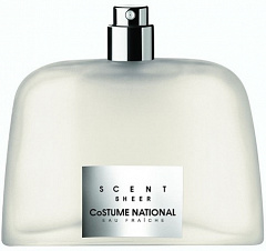 Costume National  |  Scent Sheer