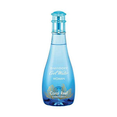 Davidoff  |  Cool Water Woman Coral Reef Edition