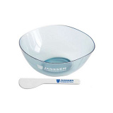 Janssen Mask Bowl & Spatula - Миска и шпатель для масок