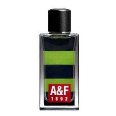 Abercrombie & Fitch  |   Green Cologne