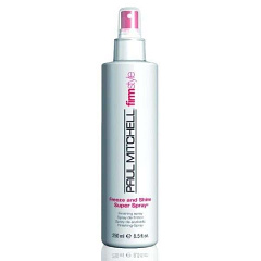 Paul Mitchell  |  Спрей для волос cильной фиксации Freeze and Shine Super Spray