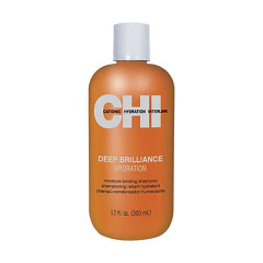 CHI  |  Увлажняющий шампунь - Deep Brilliance Hydration Moisture Binding Shampoо