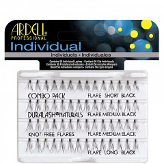 Ardell  |  ����� ������ ������������ Duralash Natural - Knot Free