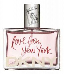 DKNY  |  Love From New York