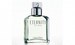 Calvin Klein  |  Eternity for Men