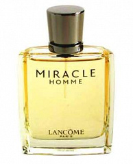 Lancome  |  Miracle Homme