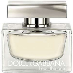 D&G Dolce & Gabbana  |  L'eau The One