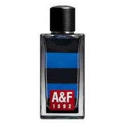 Abercrombie & Fitch  |  Blue Cologne