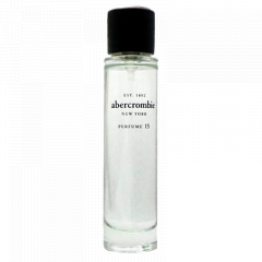 Abercrombie & Fitch  |  Perfume 15