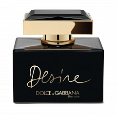 D&G Dolce & Gabbana  |  The One Desire