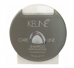 Keune  |  Шампунь Платиновый Блондин - CL Platinum Blonde Shampoo