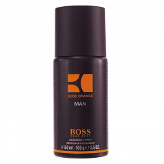 Hugo Boss  |  Orange deo