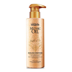 Loreal Professionnel  |  Митик Ойл Суфле д'Ор Смываемый уход - Mythic Oil Souffle d'Or Sparkling Conditioner