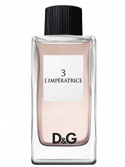 D&G Dolce & Gabbana  |   № 3 L`imperatrice