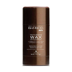 Alterna  |  Стик-воск для укладки Bamboo Men Texturizing Wax Style Stick