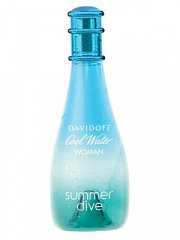 Davidoff  |  Cool Water Summer Dive For Woman