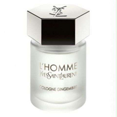Yves Saint Laurent  |  L'Homme Cologne Gingembre