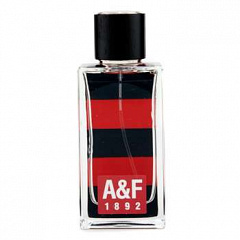 Abercrombie & Fitch  |  Red Cologne