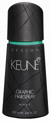 Keune  |  Лак Графика  GRAPHIC HAIRSPRAY