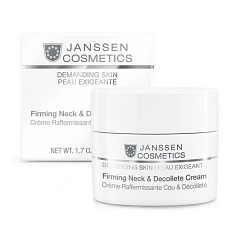 Janssen  |  ����������� ���� ��� ��� � �������� Firming Neck & Decollete