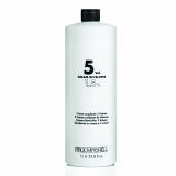 Paul Mitchell The Color XG Оксидент-крем (5 vol.) 1,5 %