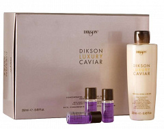 Dikson  |  Luxury Caviar �oncetrated Fluid + Revitalizing �ream - ��������� ���� � Complexe Caviar + ���������������� ���� � Complexe Caviar
