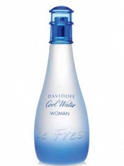 Davidoff  |  Cool Water Ice Fresh For Women