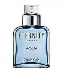 Calvin Klein  |  Eternity Aqua for men