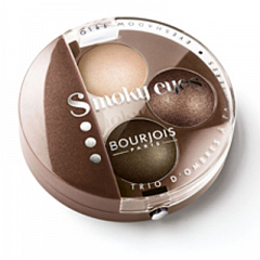 Bourjois  |  Тени для век Smoky Eyes