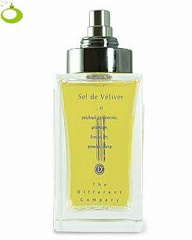 The Different Company  |  Sel de Vetiver