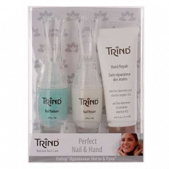 Trind  |  Набор Perfect Nail&Hand Set