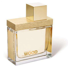 Dsquared2  |  She Wood Golden Light Wood