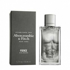 Abercrombie & Fitch  |  Fierce Cologne