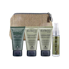 Alterna  |  Bamboo Shine On-The-Go Travel Set
