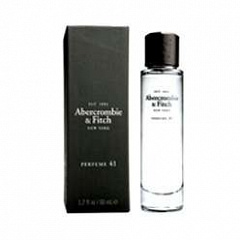 Abercrombie & Fitch  |  Perfume 41