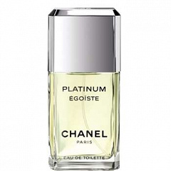 Chanel  |  Platinum Egoist